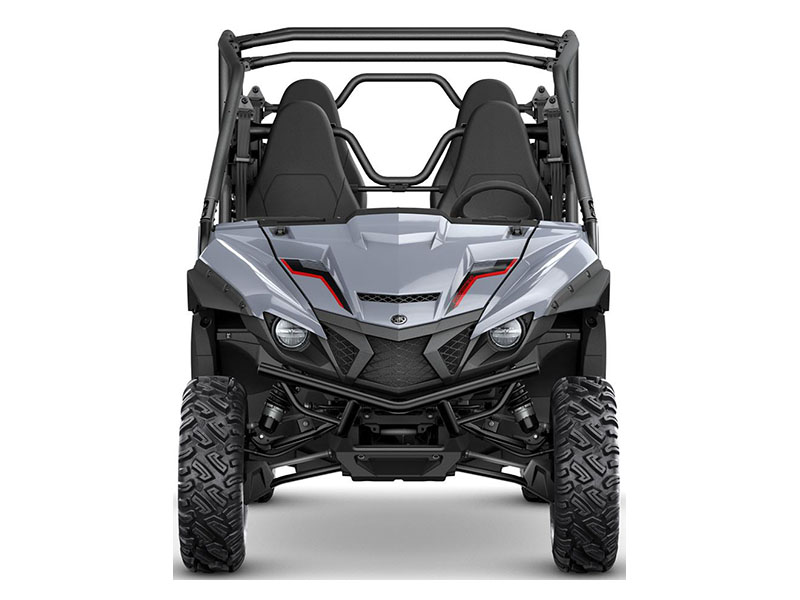 2021 Yamaha Wolverine X4 850 in Metuchen, New Jersey - Photo 5