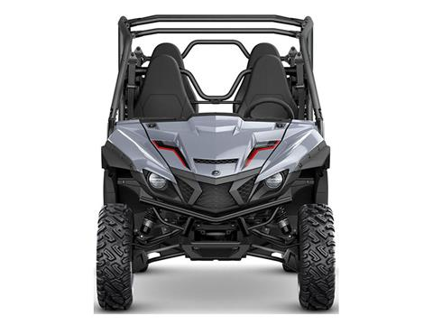 2021 Yamaha Wolverine X4 850 in Galeton, Pennsylvania - Photo 5
