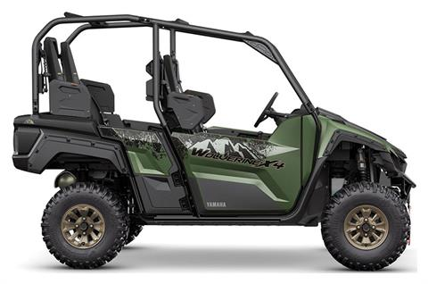 2021 Yamaha Wolverine X4 XT-R 850 in Concord, New Hampshire