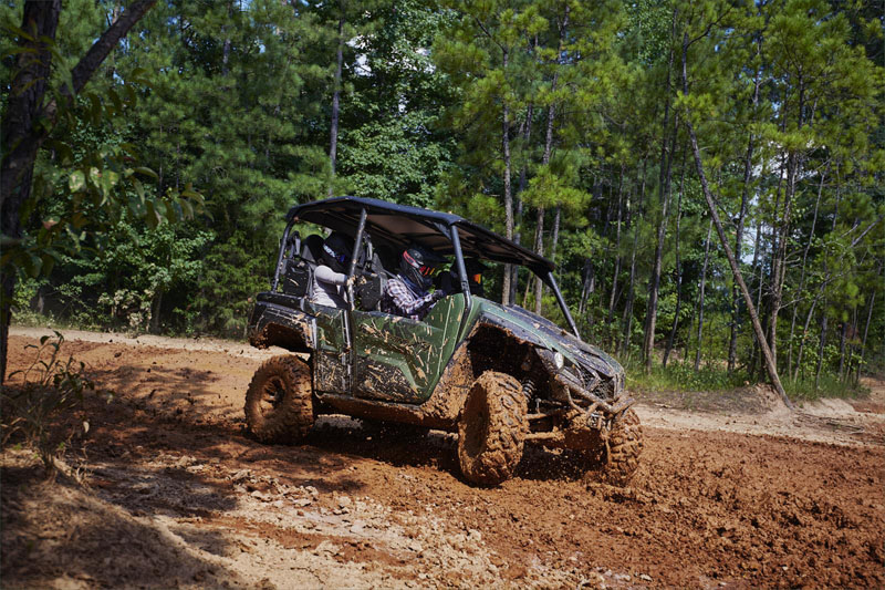2021 Yamaha Wolverine X4 XT-R 850 in Brewton, Alabama - Photo 6