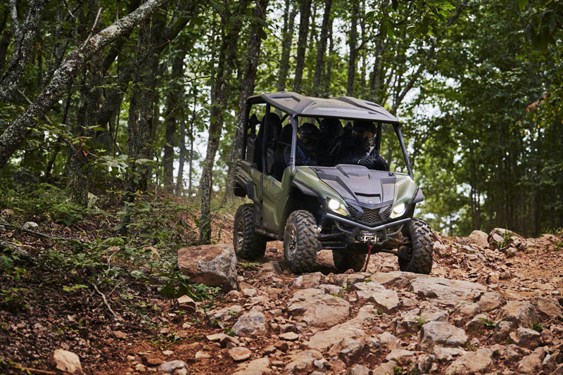 2021 Yamaha Wolverine X4 XT-R 850 in Danville, West Virginia - Photo 7