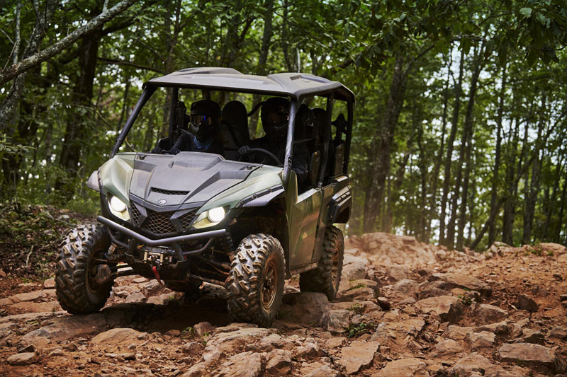 2021 Yamaha Wolverine X4 XT-R 850 in Greenville, North Carolina - Photo 8