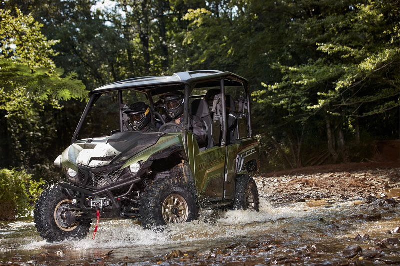 2021 Yamaha Wolverine X4 XT-R 850 in Greenville, North Carolina - Photo 10