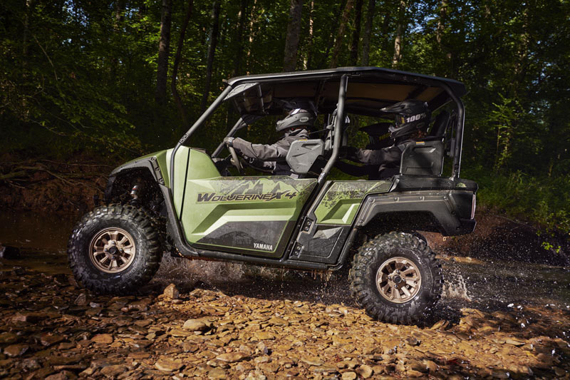 2021 Yamaha Wolverine X4 XT-R 850 in Coloma, Michigan - Photo 11