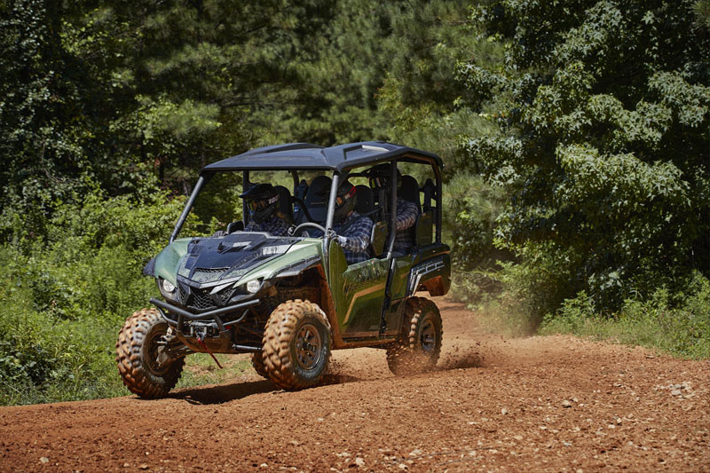 2021 Yamaha Wolverine X4 XT-R 850 in Johnson Creek, Wisconsin - Photo 14
