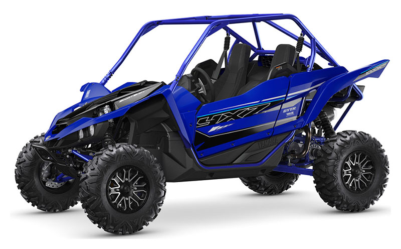 2021 Yamaha YXZ1000R SS in Trego, Wisconsin - Photo 4