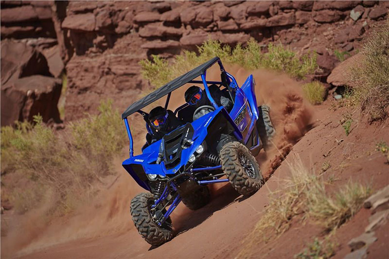 2021 Yamaha YXZ1000R SS in Trego, Wisconsin - Photo 9