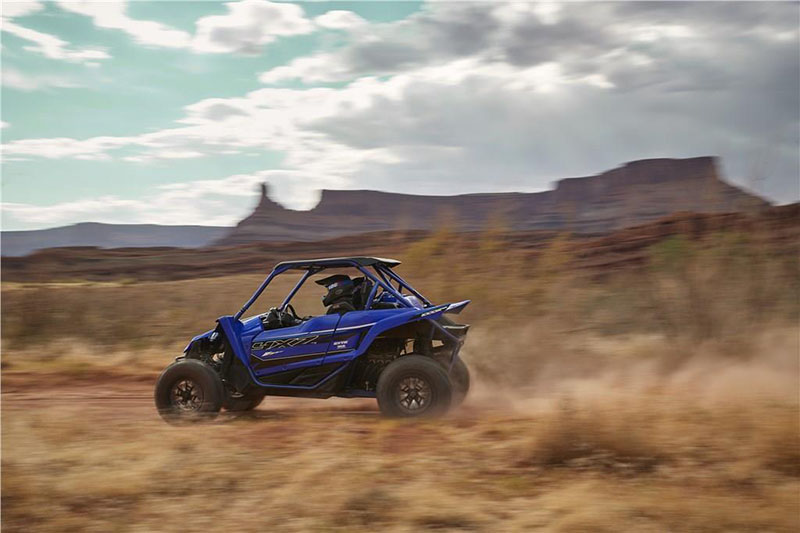 2021 Yamaha YXZ1000R SS in Trego, Wisconsin - Photo 12