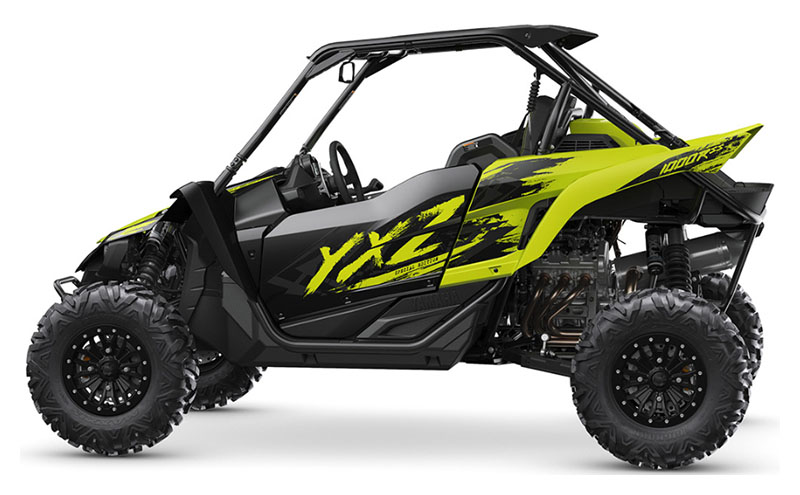 2021 Yamaha YXZ1000R SS SE in Greenville, North Carolina - Photo 2