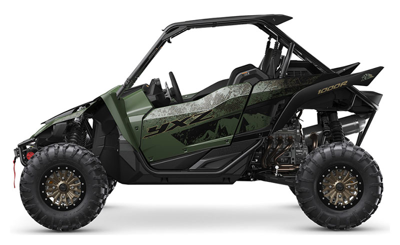2021 Yamaha YXZ1000R SS XT-R in Tyrone, Pennsylvania - Photo 2