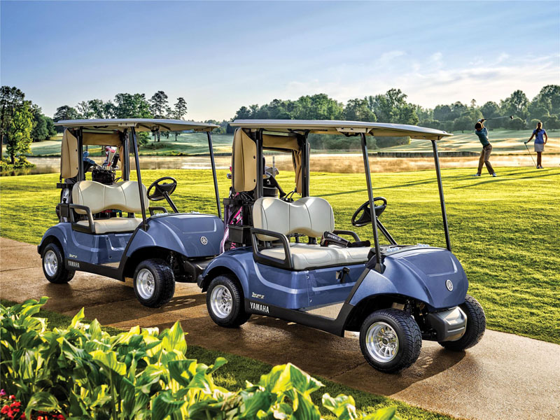 2021 Yamaha Drive2 Fleet AC in Fernandina Beach, Florida - Photo 11