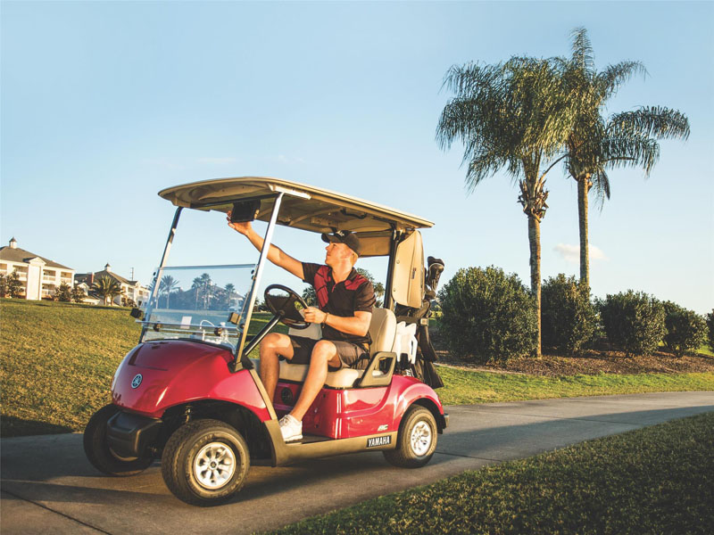 2021 Yamaha Drive2 Fleet AC in Fernandina Beach, Florida - Photo 14