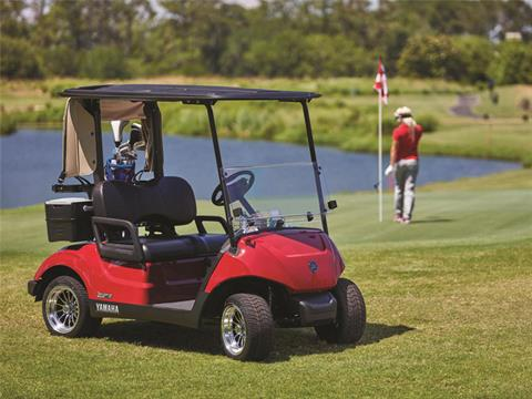 2021 Yamaha Drive2 Fleet QuieTech EFI in Okeechobee, Florida - Photo 12