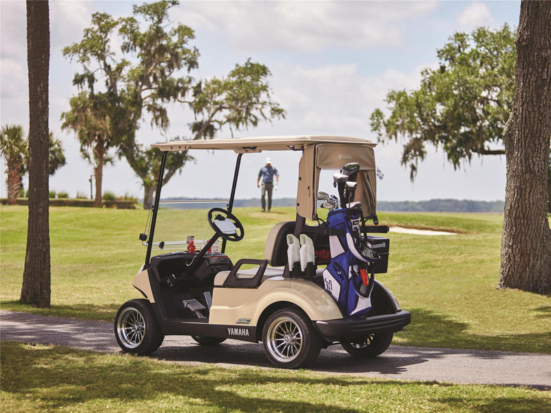 2021 Yamaha Drive2 Fleet AC in Jackson, Tennessee - Photo 9