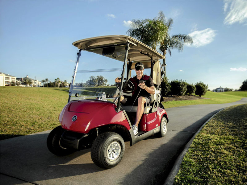 2021 Yamaha Drive2 Fleet QuieTech EFI in Okeechobee, Florida - Photo 10