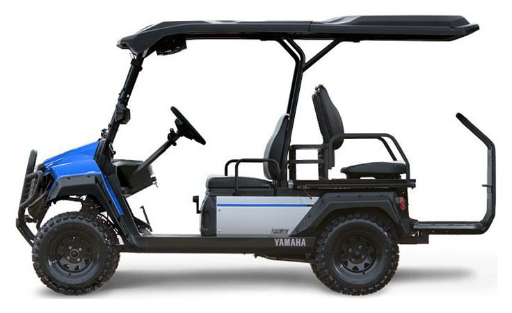 2021 Yamaha Umax Rally 2+2 AC in Shawnee, Oklahoma - Photo 1