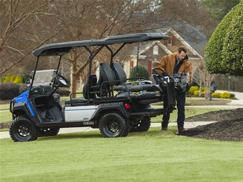 2021 Yamaha Umax Rally 2+2 AC in Shawnee, Oklahoma - Photo 3