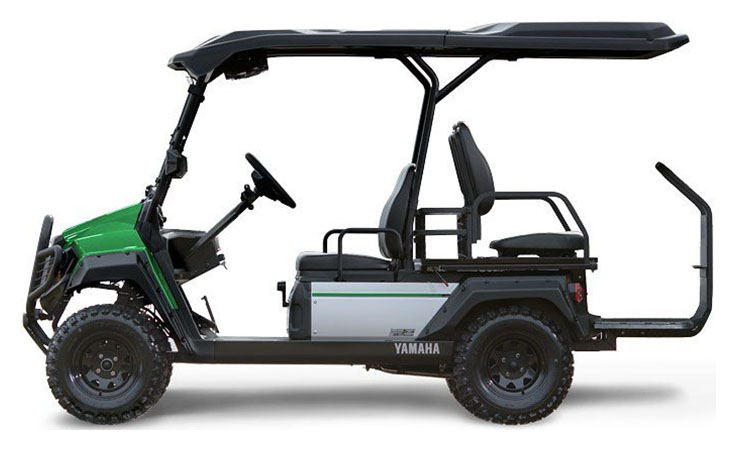 2021 Yamaha Umax Rally 2+2 AC in Jesup, Georgia - Photo 1
