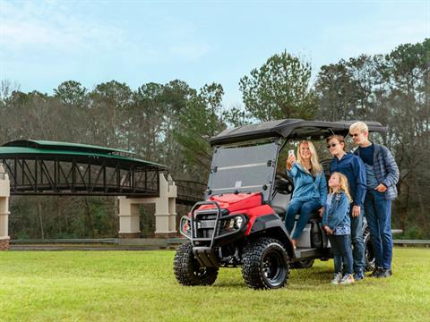 2021 Yamaha Umax Rally 2+2 AC in Jesup, Georgia - Photo 4