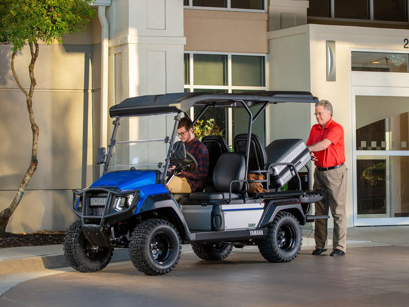 2021 Yamaha Umax Rally 2+2 AC in Ruckersville, Virginia - Photo 10