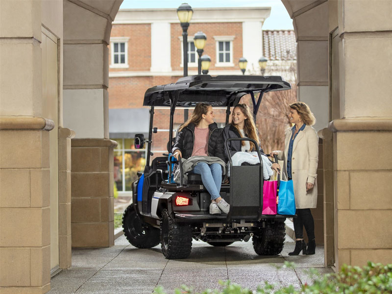 2021 Yamaha Umax Rally 2+2 AC in Conway, Arkansas - Photo 6