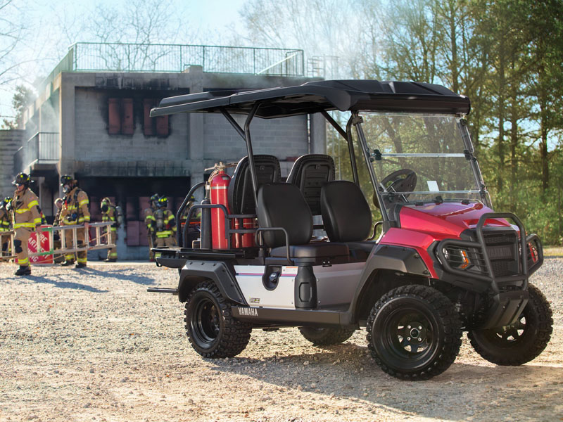 2021 Yamaha Umax Rally 2+2 AC in Conway, Arkansas - Photo 11