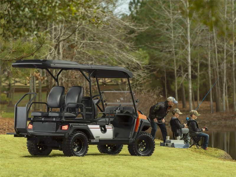 2021 Yamaha Umax Rally 2+2 AC in Fernandina Beach, Florida - Photo 2