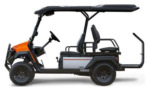 2021 Yamaha Umax Rally 2+2 AC in Ishpeming, Michigan