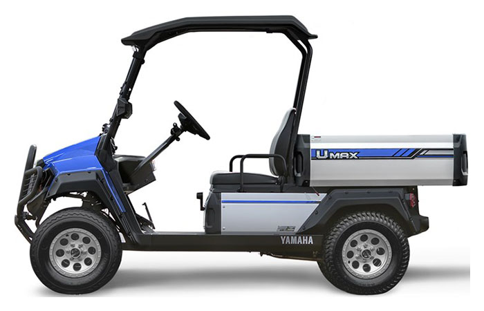 2021 Yamaha Umax Two Rally AC in Ishpeming, Michigan - Photo 1