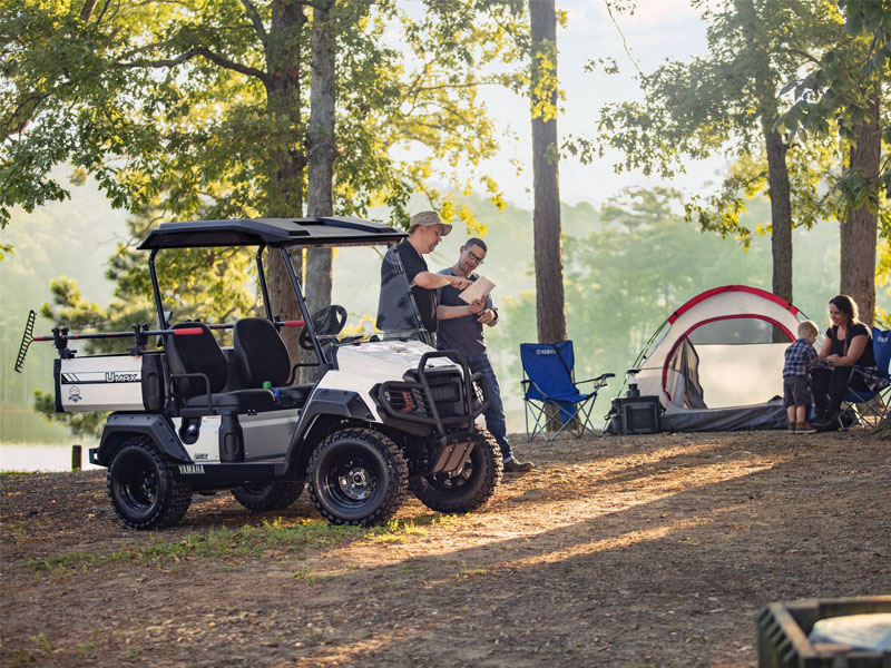 2021 Yamaha Umax Two Rally AC in Ishpeming, Michigan - Photo 4