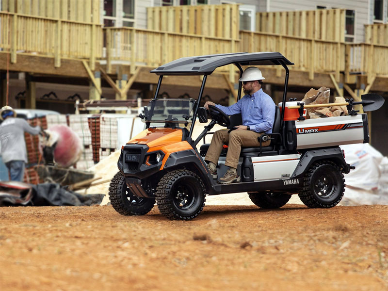 2021 Yamaha Umax Two Rally AC in Jesup, Georgia - Photo 2