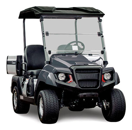 2021 Yamaha Umax Two AC in Ishpeming, Michigan