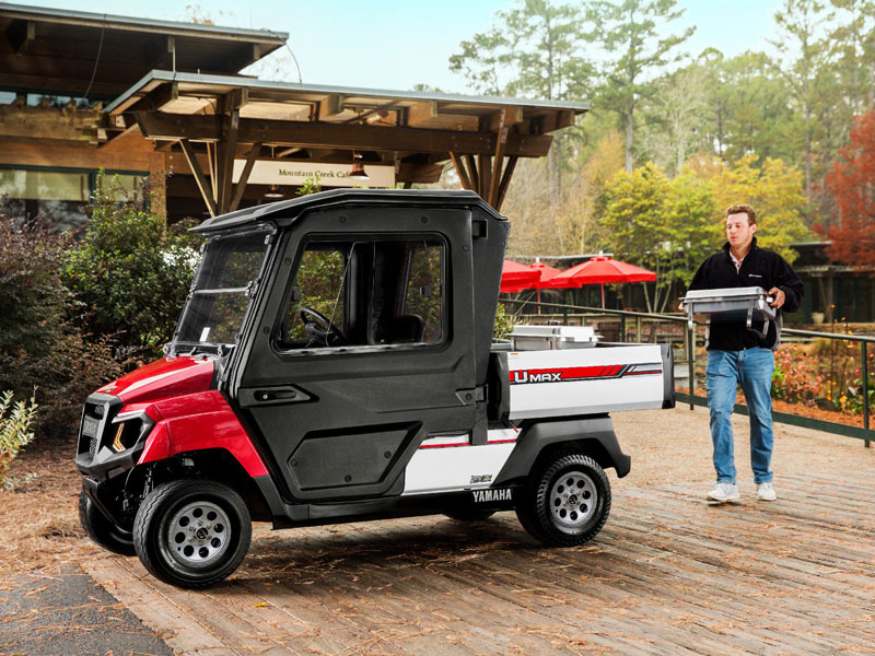 2021 Yamaha Umax Two AC in Jackson, Tennessee - Photo 4