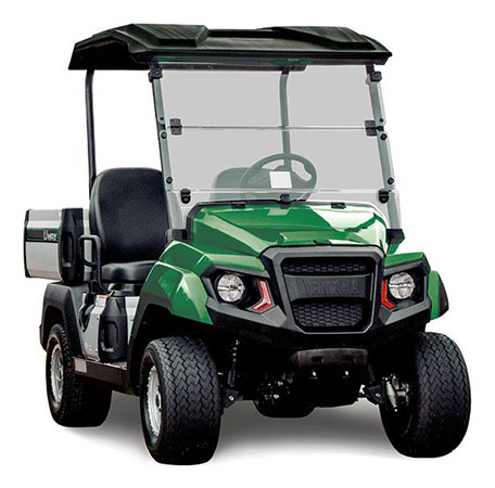 2021 Yamaha Umax Two AC in Shawnee, Oklahoma - Photo 1