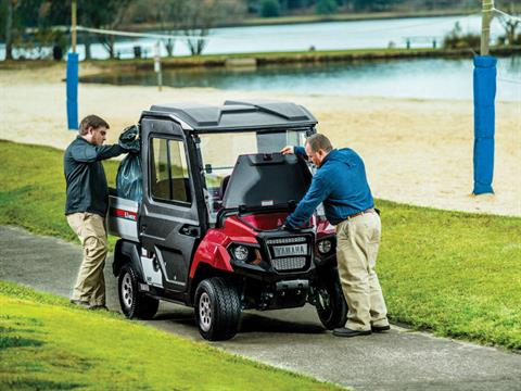 2021 Yamaha Umax Two AC in Okeechobee, Florida - Photo 3