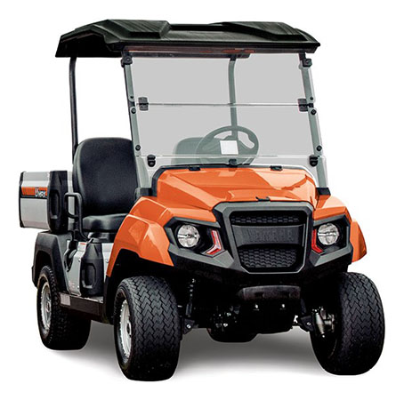 2021 Yamaha Umax Two AC in Okeechobee, Florida - Photo 1