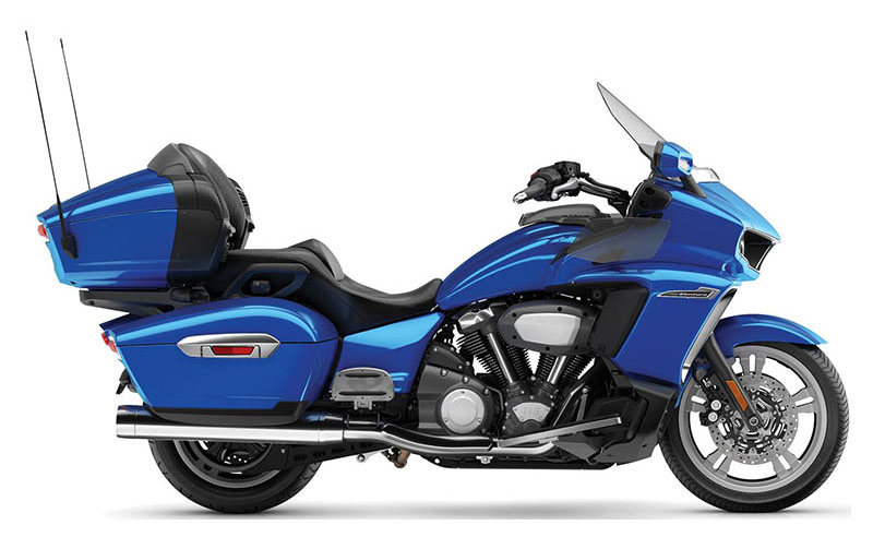 2021 Yamaha Star Venture Transcontinental Option Package in Victorville, California - Photo 1