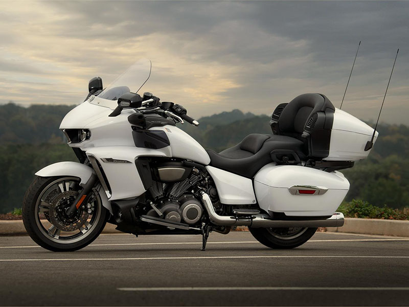 2021 Yamaha Star Venture Transcontinental Option Package in Victorville, California - Photo 4
