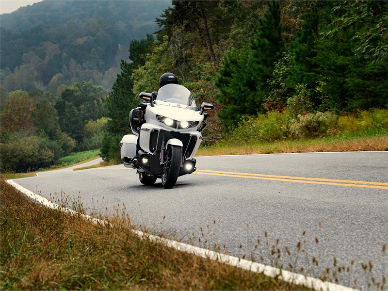 2021 Yamaha Star Venture Transcontinental Option Package in Geneva, Ohio - Photo 9