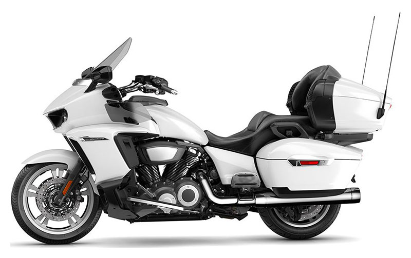 2021 Yamaha Star Venture Transcontinental Option Package in EL Cajon, California - Photo 2