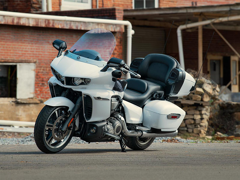 2021 Yamaha Star Venture Transcontinental Option Package in Waco, Texas - Photo 8