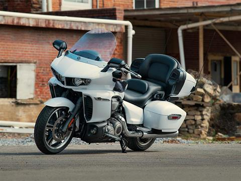 2021 Yamaha Star Venture Transcontinental Option Package in EL Cajon, California - Photo 8