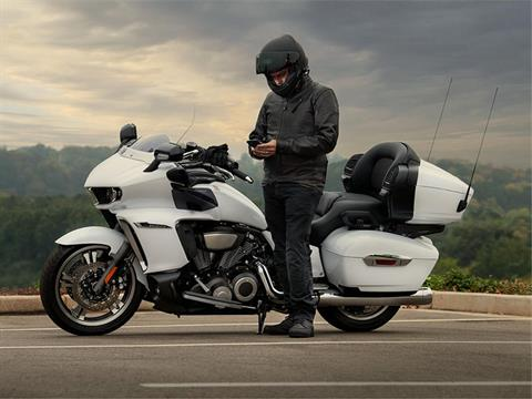 2021 Yamaha Star Venture Transcontinental Option Package in EL Cajon, California - Photo 10