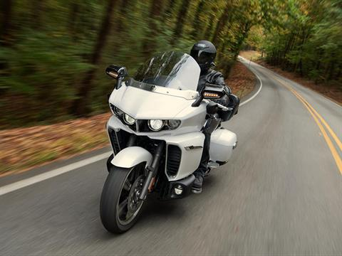2021 Yamaha Star Venture Transcontinental Option Package in EL Cajon, California - Photo 11