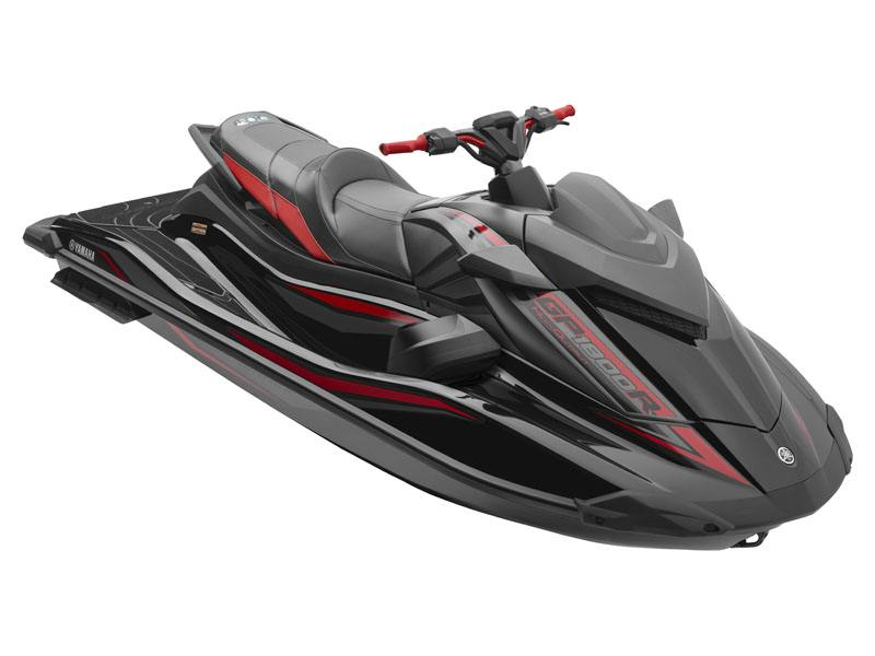 2021 Yamaha GP1800R HO with Audio in Albemarle, North Carolina - Photo 1