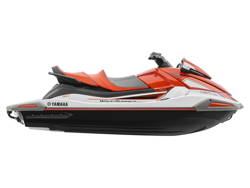 2021 Yamaha VX Cruiser with Audio in Port Washington, Wisconsin - Photo 1