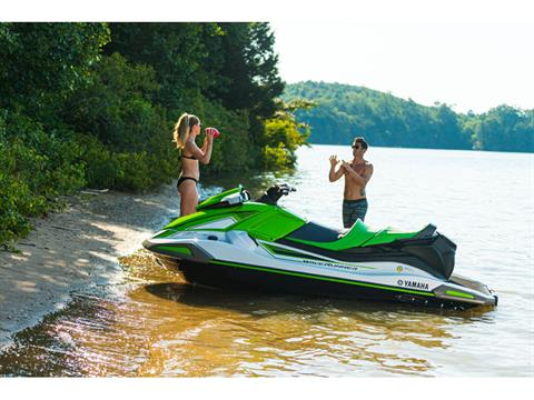 2021 Yamaha VX Cruiser with Audio in Port Washington, Wisconsin - Photo 10