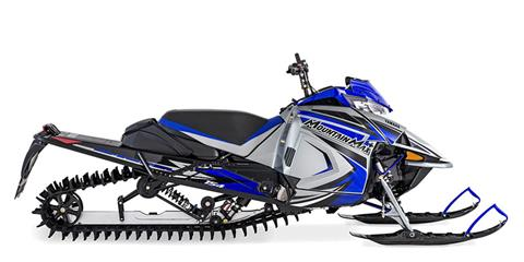 2022 Yamaha Mountain Max LE 154 in Hancock, Michigan