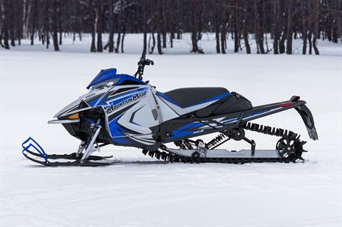 2022 Yamaha Mountain Max LE 154 in Forest Lake, Minnesota - Photo 3