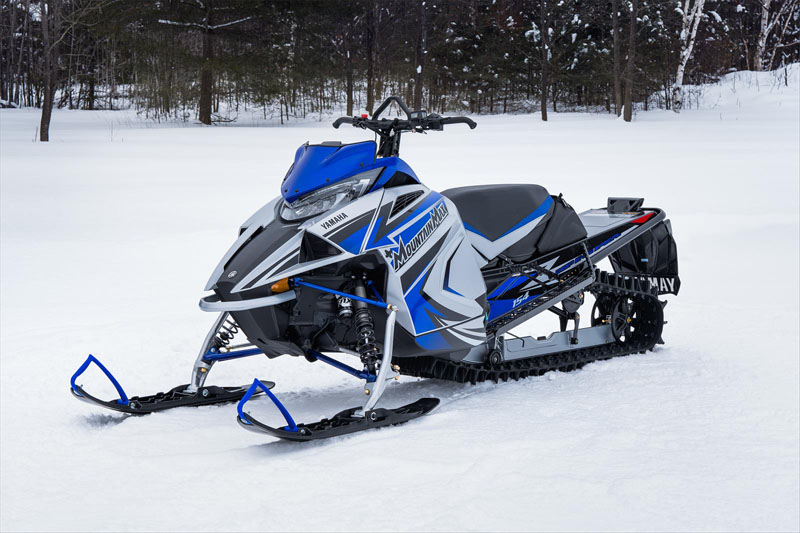 2022 Yamaha Mountain Max LE 154 in Forest Lake, Minnesota - Photo 4